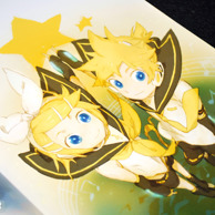 COLORS Vocaloid Fan Book preview