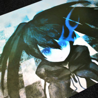 Black Rock Shooter Visual Works preview