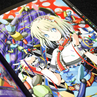 AZ + PLAY 0 [LOVE] Touhou Book preview