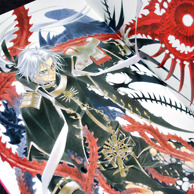 Kiyo Kyujyo Illustrations Trinity Blood ~Rubor~ preview