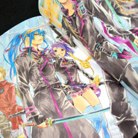 D. Gray-man Illustrations NOCHE preview