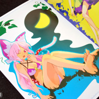 Trip ~Dream Girl~ Illustrations preview