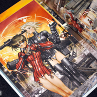 Masamune Shirow's PIECES 2 Phantom Cats preview