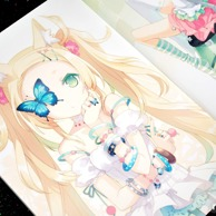 H2SO4's Blonde Blossom Illustrations preview
