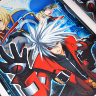 BlazBlue Material Collection preview