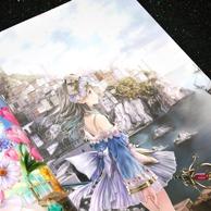 Atelier Rorona & Totori Art Book preview