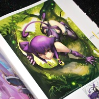 Nagi Ryou's T.U.R.N TCG Illustrations preview