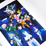 Mobile Suit Gundam 00 Illustrations INNOVATION preview