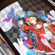 Pandora Hearts ~odds and ends~ preview