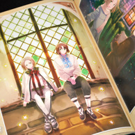 Hetalia Axis Powers Art Book Arte Stella preview