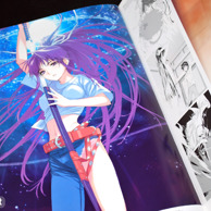 Rainbow Spectrum: Colors Haimura Kiyotaka Illustrations preview
