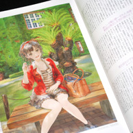 Daigakusei Zukan 2012 Illustrations of Real Campus Girls preview