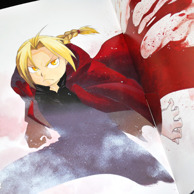 Arakawa Hiromu Illustrations Fullmetal Alchemist 3 preview