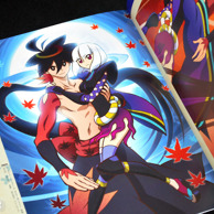 Katanagatari Visual Book preview