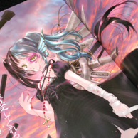 Mixture Vocaloid Fan Book preview