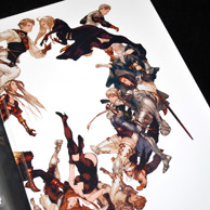Tactics Ogre Art Works preview