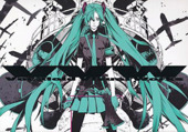 VVW Vocaloid Visual Works Doujinshi