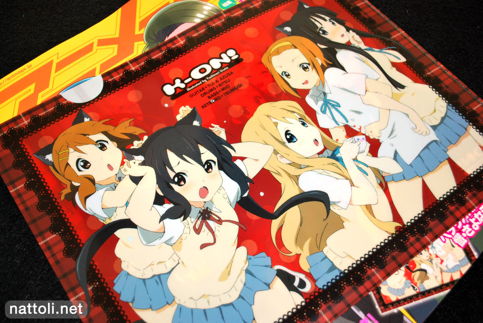 K-ON Clear file  Photo