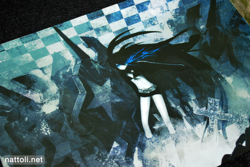 Black Rock Shooter Cover Art  Photo