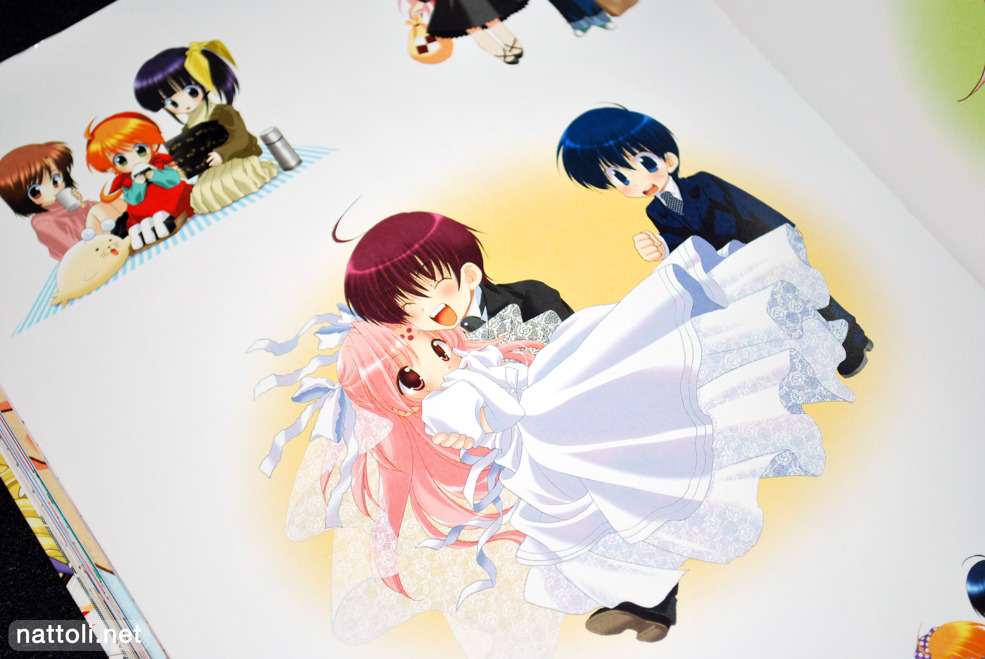 Chibi Wedding  Photo