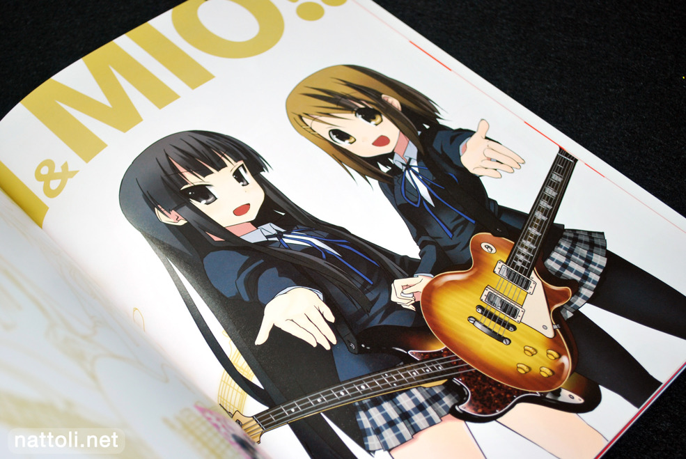 K-ON! Super Illustrations - 34  Photo