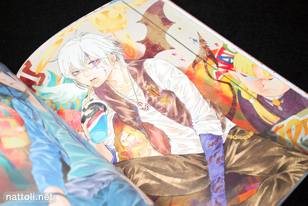 D. Gray-man Illustrations Noche - 25  Photo