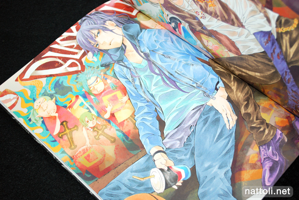 D. Gray-man Illustrations Noche - 26  Photo