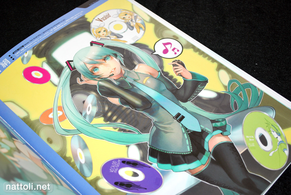 Hatsune Miku GRAPHICS Vocaloid Art and Comic - 18  Photo