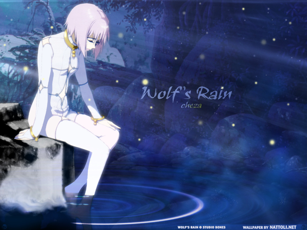 Wolf's Rain: Cheza Alone  Wallpaper