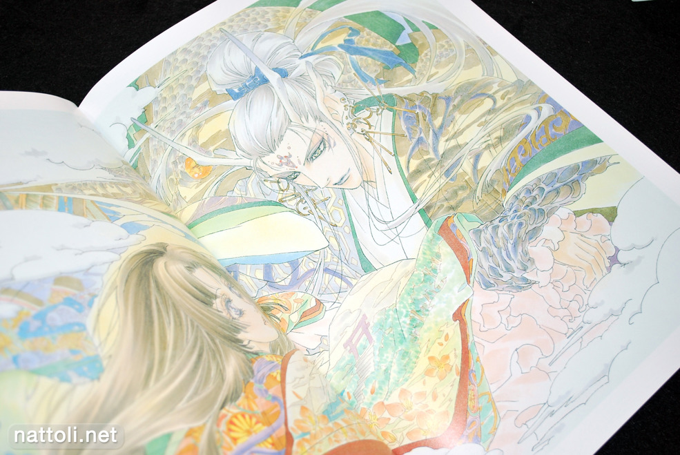 Bungaku Shoujo Fantasy Art Book - 2  Photo