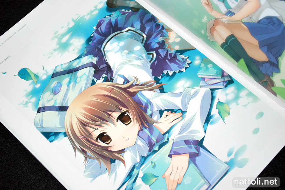Bungaku Shoujo Fantasy Art Book - 6  Photo