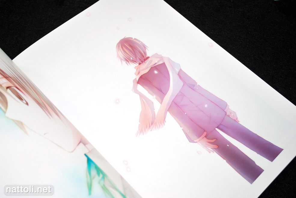 Bungaku Shoujo Fantasy Art Book - 19  Photo