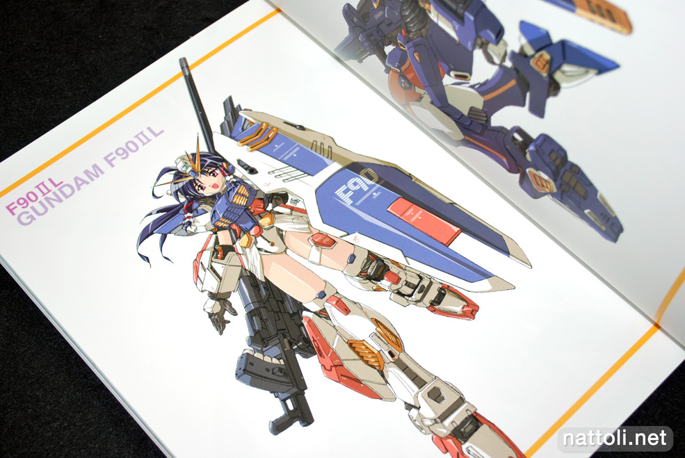 Mika Akitaka Mobile Suit Girl Art Works - 10  Photo