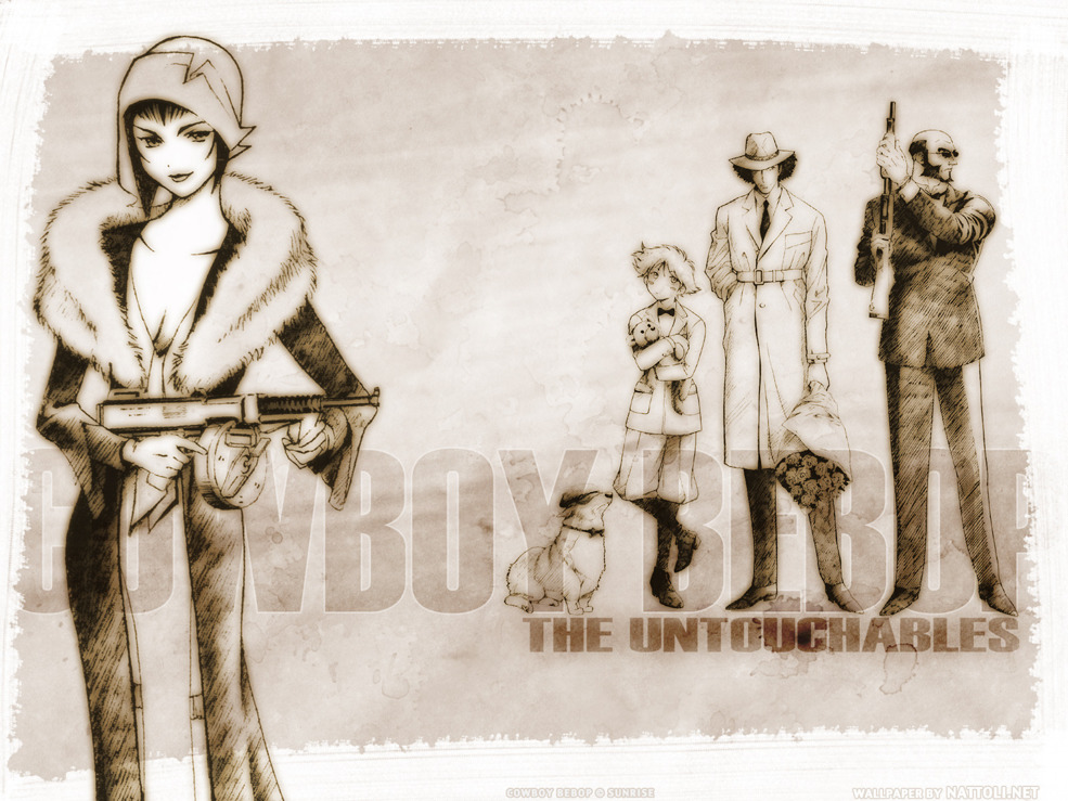The Untouchables  Wallpaper