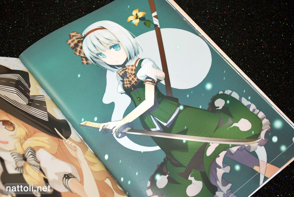 H2SO4's Blonde Blossom Illustration Doujin - 13  Photo