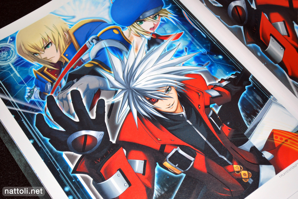 Ragna with Demon Eyes  Photo
