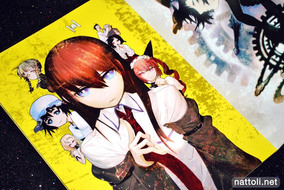 STEINS GATE VISUAL WORKS - 12  Photo