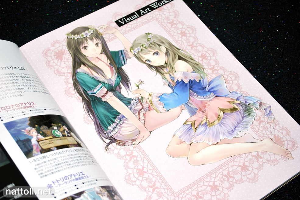 Atelier Rorona & Totori Art Book - 2  Photo