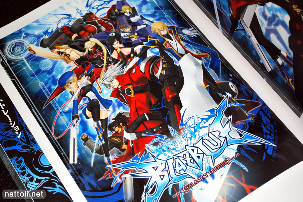Blazblue Game Art  Photo