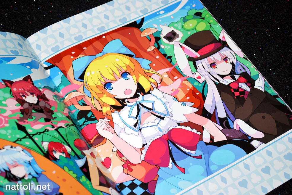 Ideolo's Carnival Fantasy Touhou Book - 12  Photo