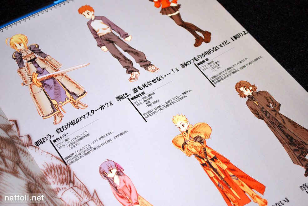 Typemoon Tactics Profiles  Photo