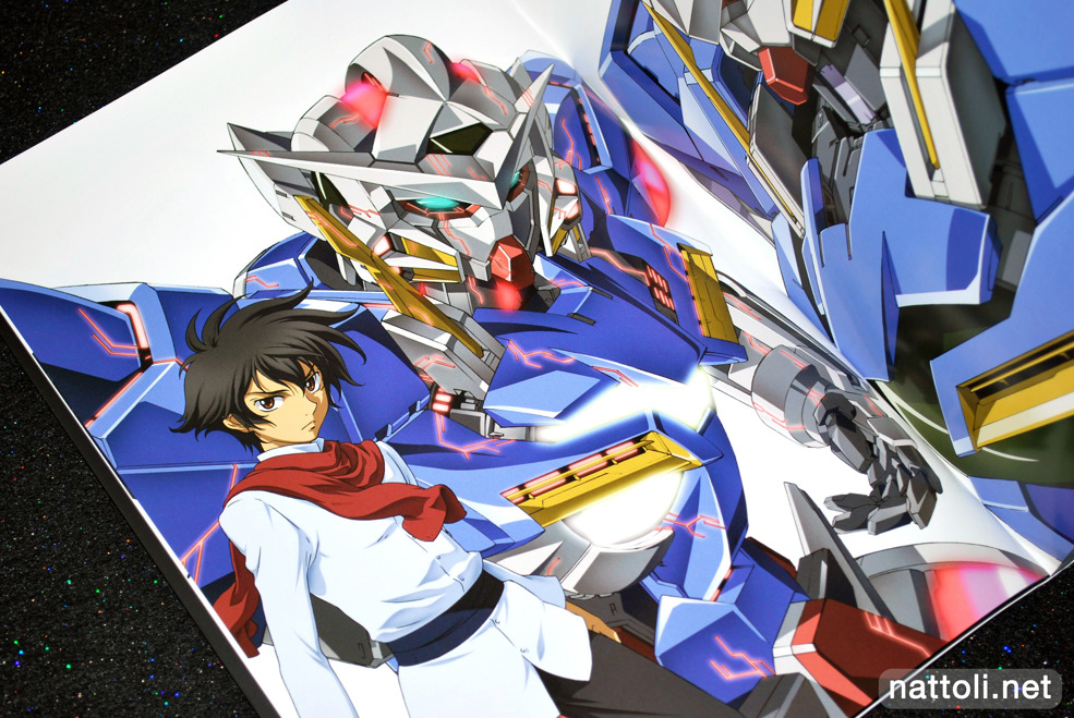 Mobile Suit Gundam 00 Illustrations - 2  Photo