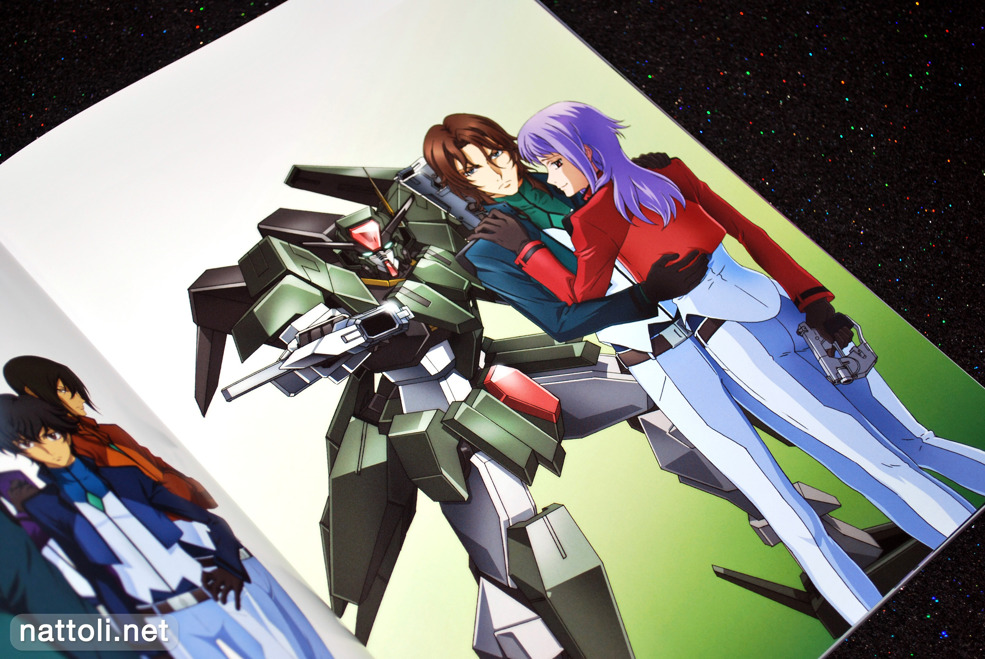 Mobile Suit Gundam 00 Illustrations - 8  Photo