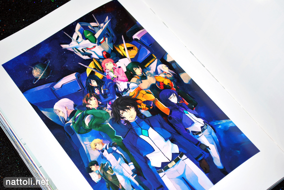 Mobile Suit Gundam 00 Illustrations - 30  Photo