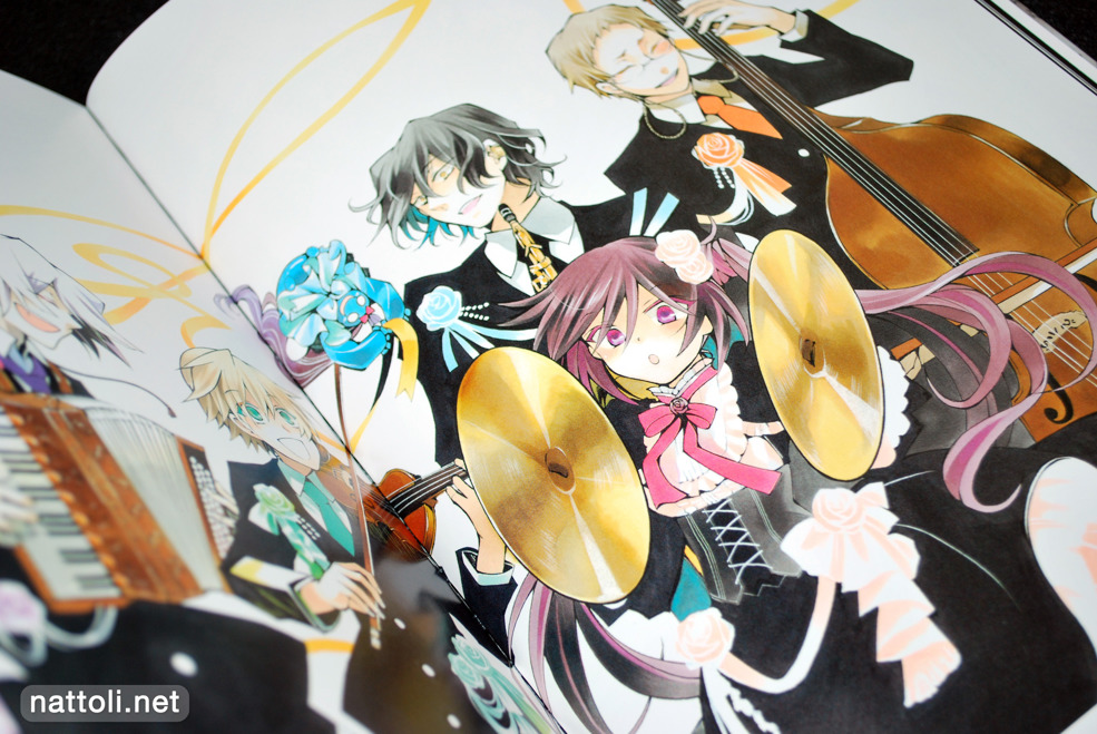 Pandora Hearts Band  Photo