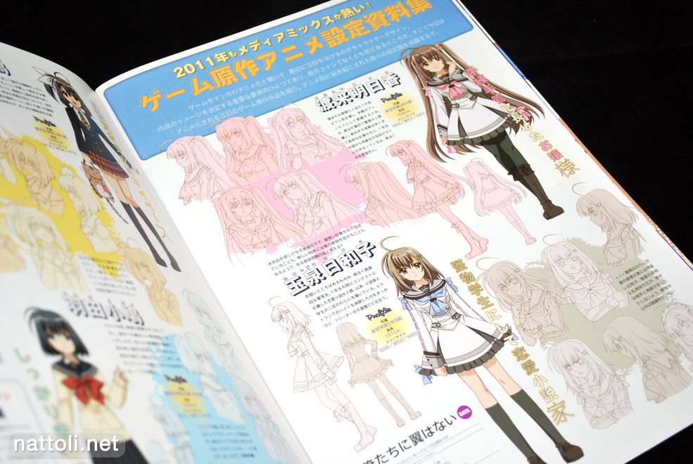 Megami MAGAZINE Creators Vol 22 - 8  Photo