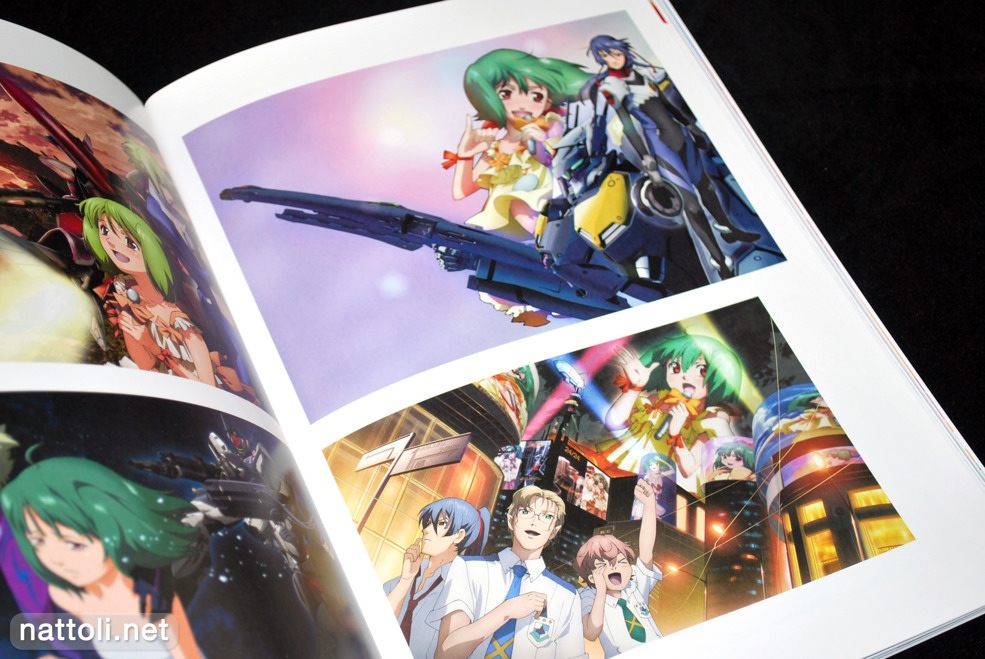 Macross Frontier Visual Collection Ranka Lee - 12  Photo