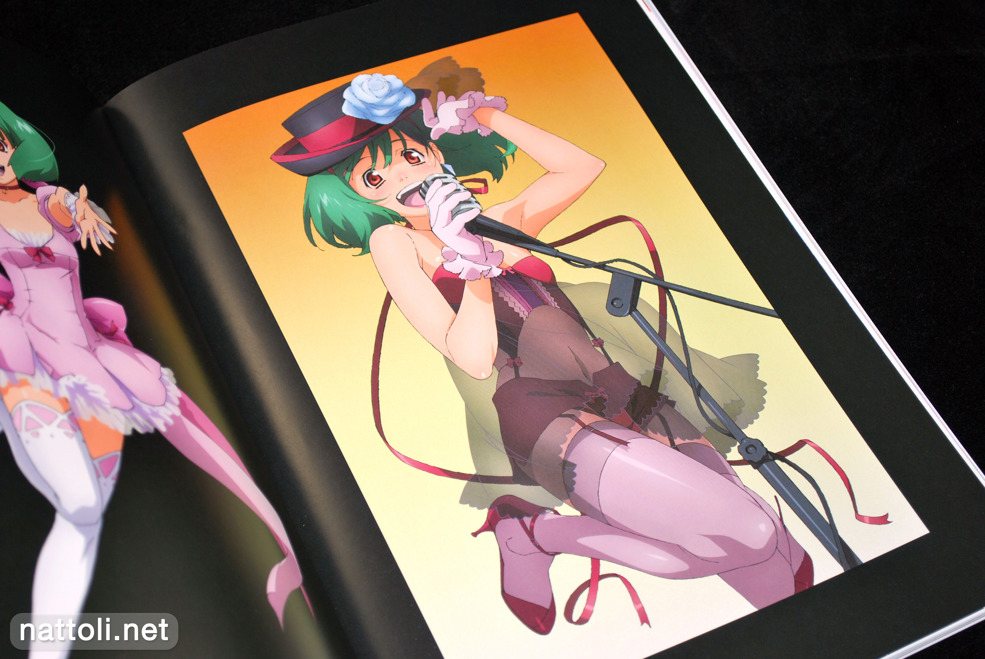 Macross Frontier Visual Collection Ranka Lee - 17  Photo