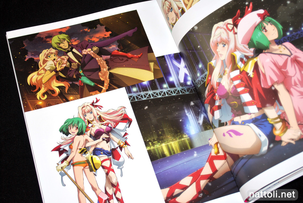 Macross F Visual Collection Sheryl Nome FINAL - 9  Photo