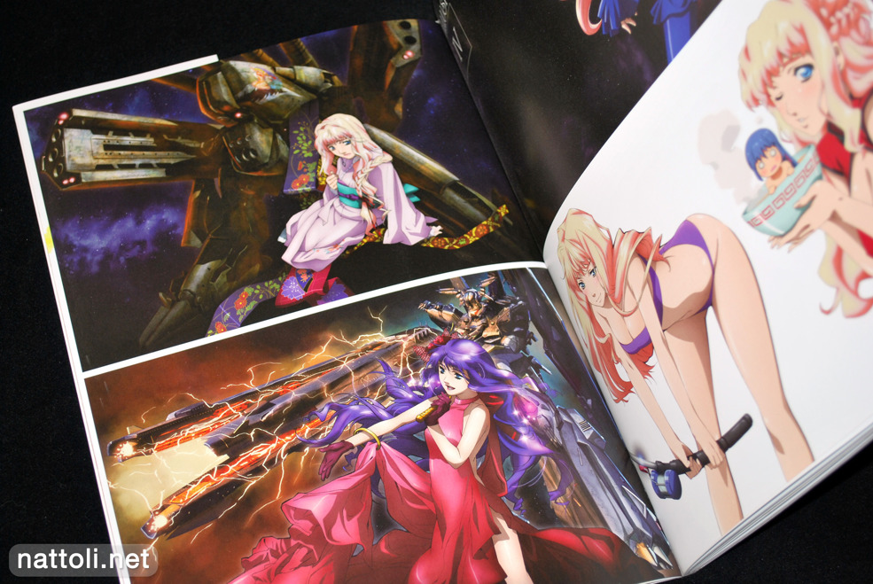 Macross F Visual Collection Sheryl Nome FINAL - 21  Photo